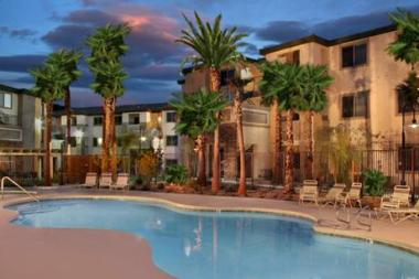 Security Properties Completes Acquisition of 192-Unit Apartment Community in Las Vegas, Nevada