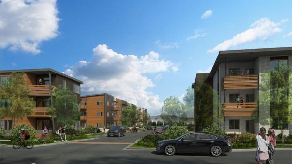 Trammell Crow Residential Announces Groundbreaking at Diagonal Crossing Apartments in Boulder