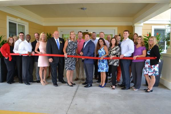 Discovery Village at The Forum Celebrates Ribbon Cutting Ceremony for New Senior Living Community