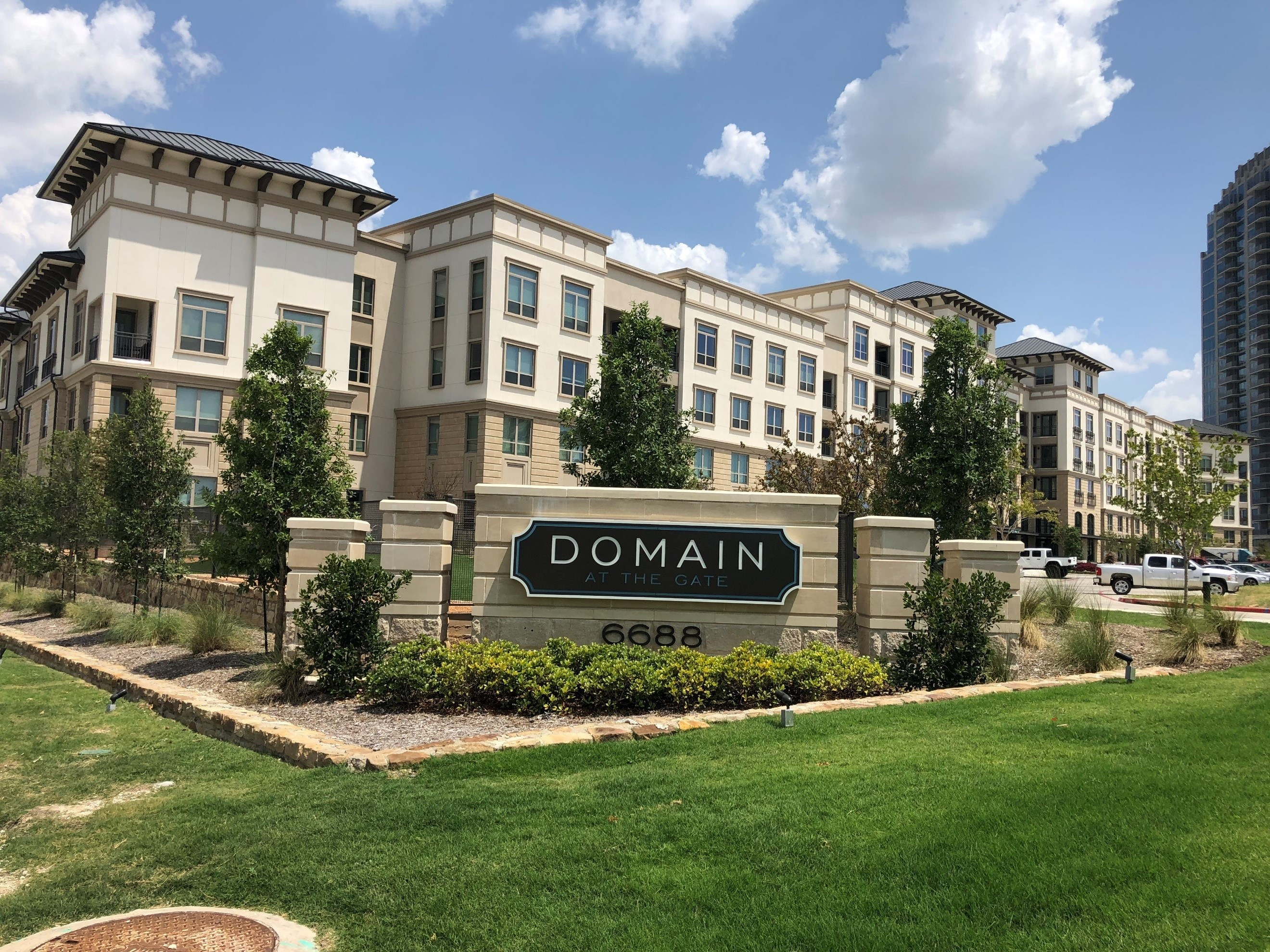 Embrey Partners Announces Refinancing of 350-Unit Domain at the Gate Apartment Community in Frisco, Texas