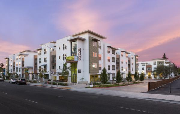 SummerHill Apartment Communities Completes 193-Unit Luxury Rental Community in California