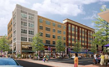 Bozzuto to Build 538-Units in Mixed-Use Project