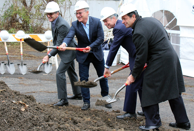 Developers Break Ground on Luxury Apartment Community in White Plains, New York