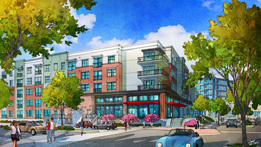 Walker & Dunlop Structures $52 Million in Financing for 278-Unit Opportunity Zone Multifamily Development Project