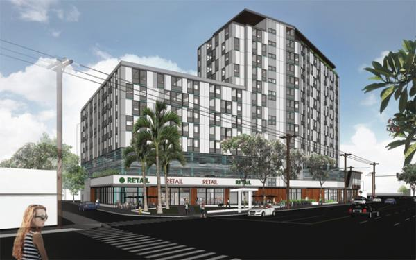 EdR Begins Construction on $110 Million Student Housing Community in Honolulu, Hawaii