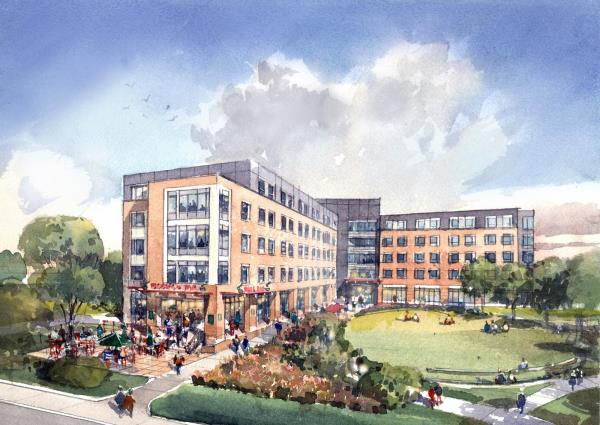 EdR Breaks Hosts Groundbreaking Ceremony on New $22 Million Residence Hall at Shepherd University