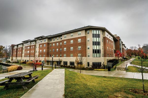 EdR Celebrates Opening of 496-Bed Sycamore Suites Residence Hall at East Stroudsburg University