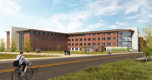 EdR Begins Construction of On-Campus Student Housing Development at Texas A&M University