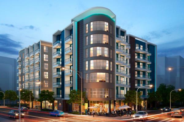 Boutique-Style Luxury Apartment Community Opens in South Park Area of Downtown Los Angeles