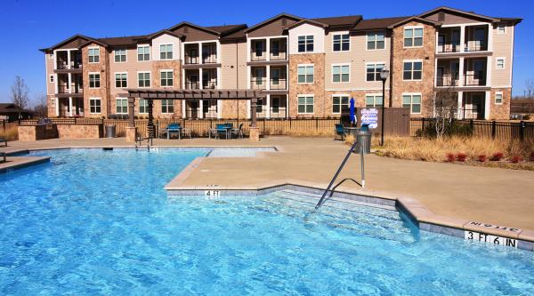 Abode Properties Announces Completion and Lease up of 150-Unit Eagle Crossing Apartment Community