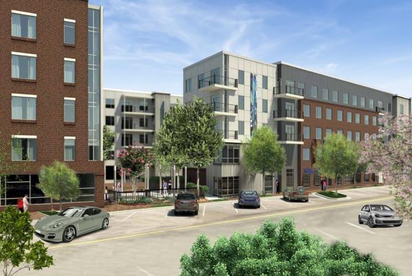PRG Real Estate Unveils New 156-Unit Midrise Apartment Community on Richmond Riverfront