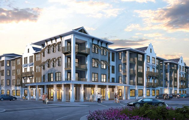 EJF Capital and Chance Partners Break Ground on 226-Unit Multifamily Community in Jacksonville, Florida Opportunity Zone