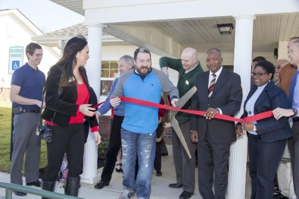 New Independent-Living Apartments Celebrates Opening Thanks to Affordable Housing Program Grant