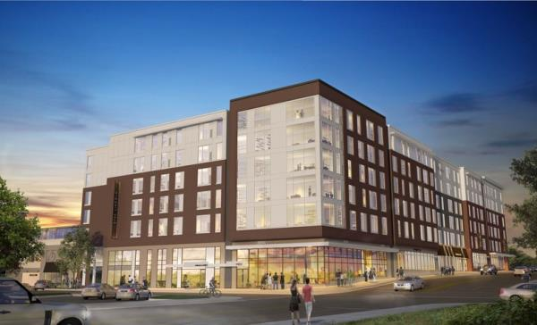 Construction Begins on Pedestrian-to-Campus Student Housing Community at Iowa State University