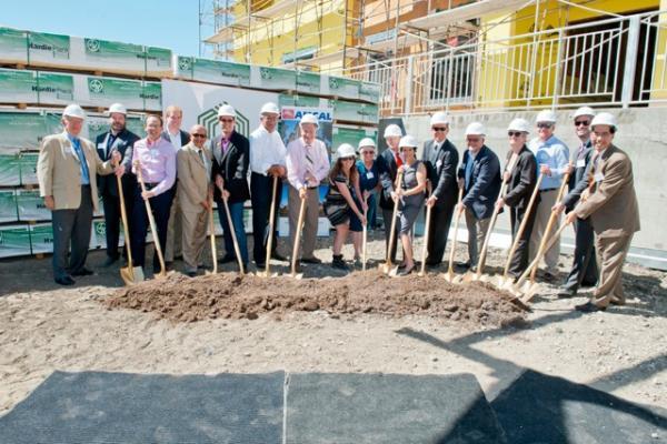 Eden Housing and AMCAL Break Ground on New Residential Rental Developments in City of Hayward
