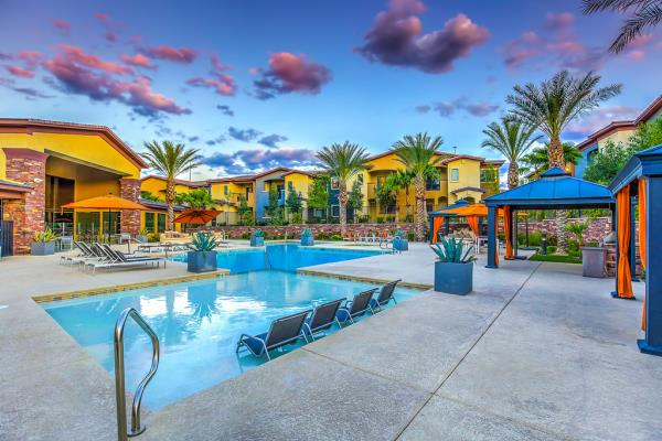 Security Properties Acquires 296-Unit The Edge at Traverse Point Apartments in Henderson, Nevada