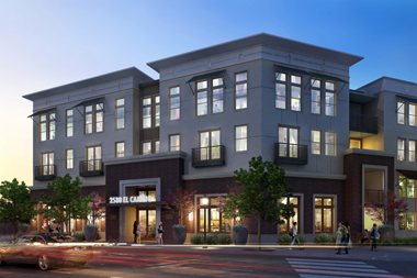 Construction Has Begun on New 141-Unit Upscale Apartment Community in Redwood City, California