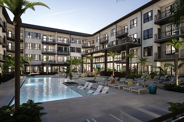 Greystar Announces Grand Opening of New 286-Unit Luxury Apartment Community in Sarasota, Florida