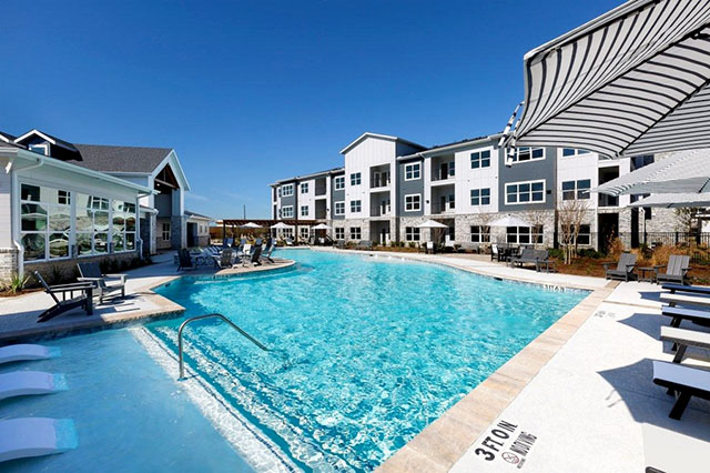 Venterra Realty Acquires 324-Unit Elation at Grandway West Apartment Community in Houston Submarket of Katy, Texas