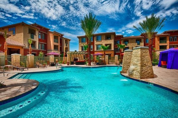 Olympus Property Acquires 163-Unit Elevation Apartment Community in Chandler, Arizona