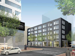 """Home Properties """"Tops Out"""" Its Newest Apartment Community, Eleven55 Ripley in Silver Spring, MD"""