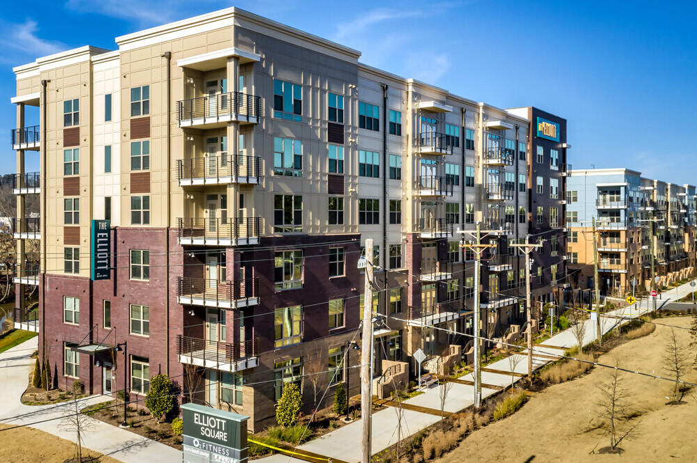 Bell Partners Acquires Newly Developed 272-Unit The Elliott Apartment Community in Raleigh-Durham Region of Chapel Hill
