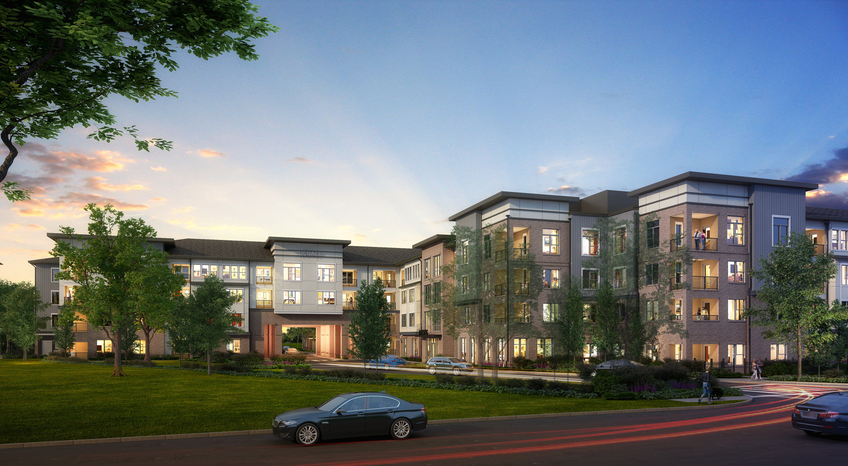 Embrey Partners to Begin Construction on New 293-Unit Multifamily Project in Fort Worth