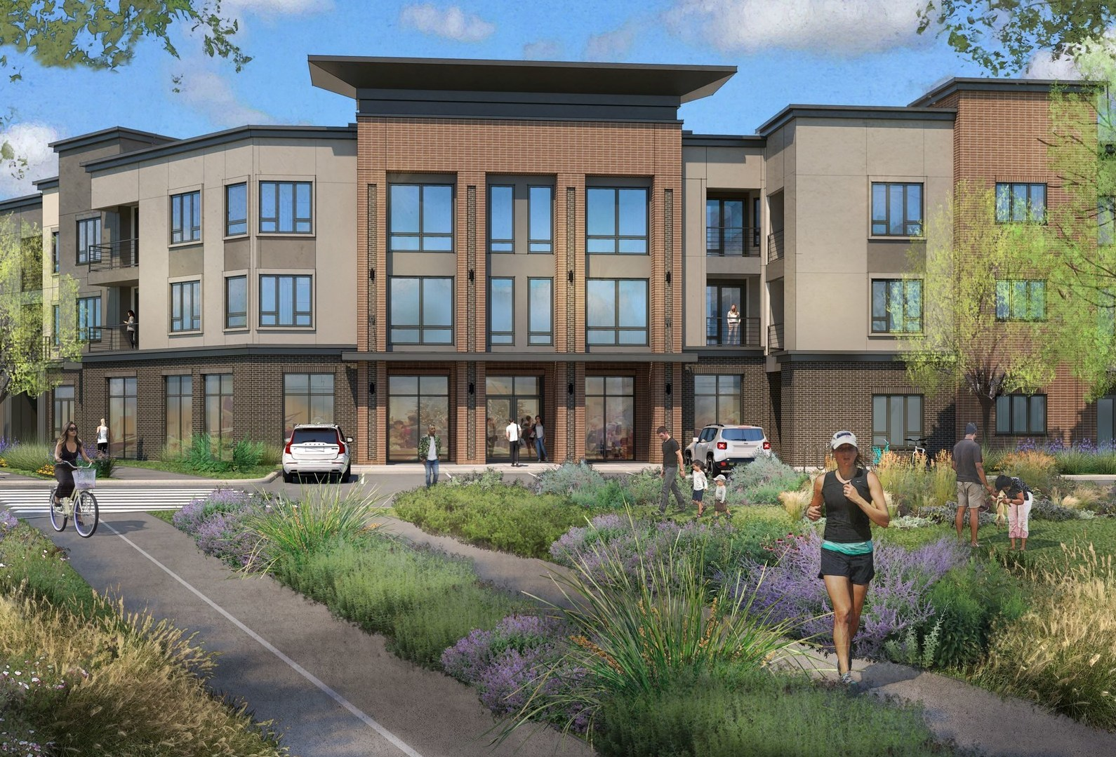 Embrey Announces Land Acquisition Closing for 304-Unit Hensley at The District Apartment Community in Denver Submarket of Centennial