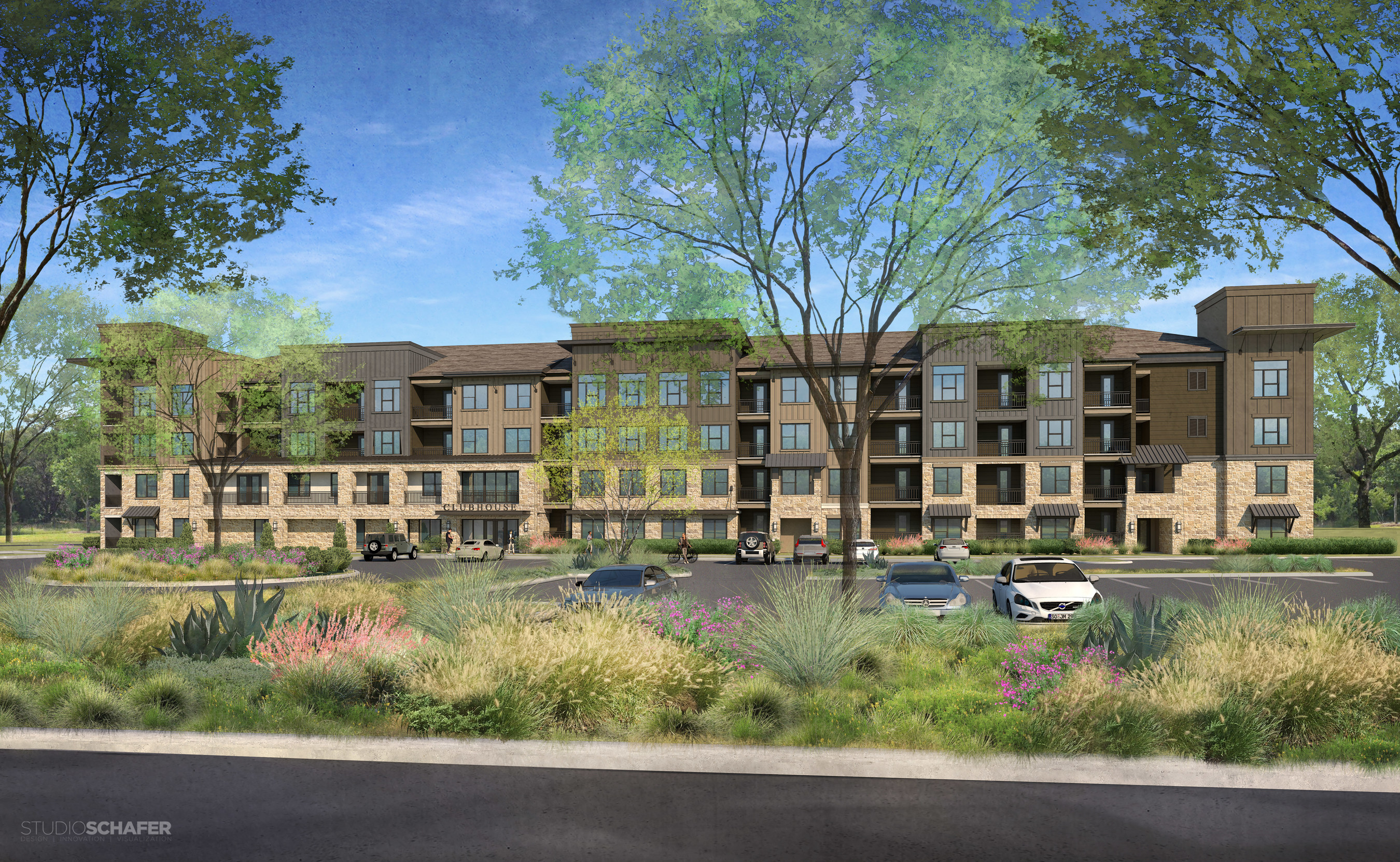 Embrey Partners Secures Construction Financing for 304-Unit Multifamily Community in Northwest Austin, Texas Market