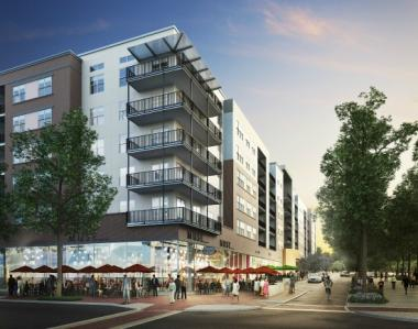Peterson Co and The Bozzuto Group Break Ground on National Harbor's First Apartment Development