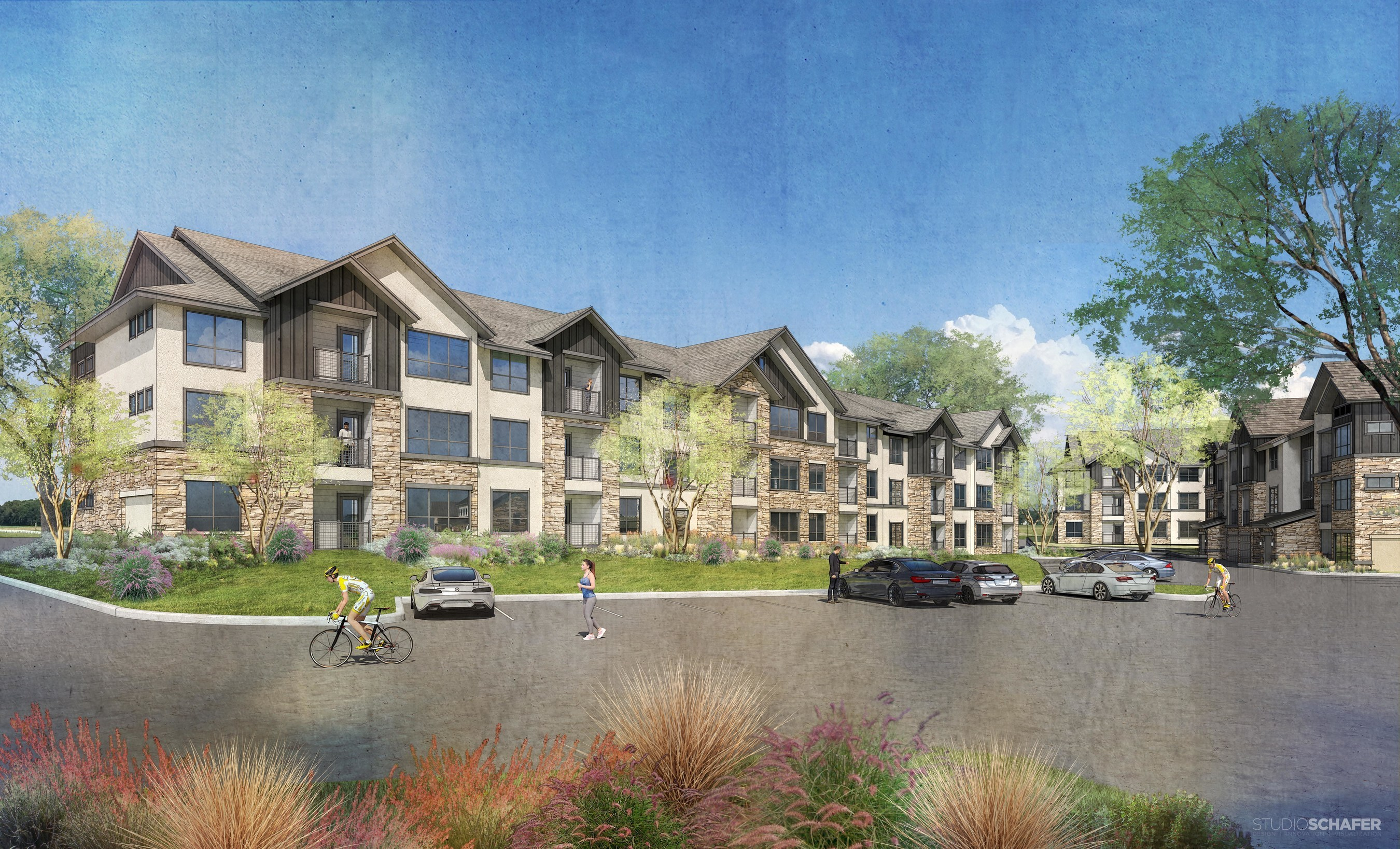 Embrey Partners Breaks Ground on New 296-Unit Luxury Apartment Community in San Antonio's Hill Country Village