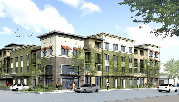 ROEM Breaks Ground on $64 Million Affordable Apartment Community in Mountain View, California