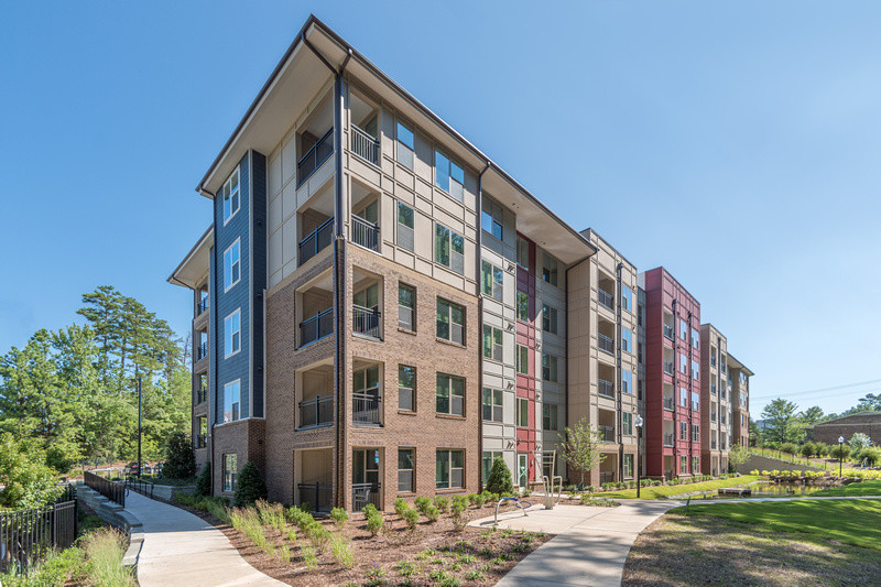 Starwood Real Estate Income Trust Acquires 265-Unit Multifamily Community in Durham