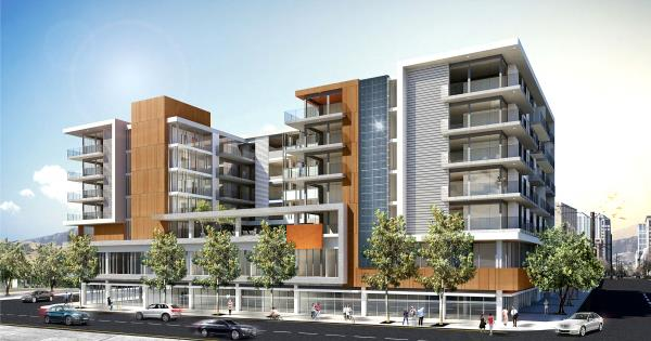 The Richman Group Starts Construction on Mixed-Use Apartment Community in Downtown San Diego