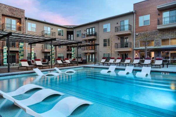 Pure Multi-Family REIT Acquires 340-Unit Apartment Community for $66.35 Million in Dallas, Texas