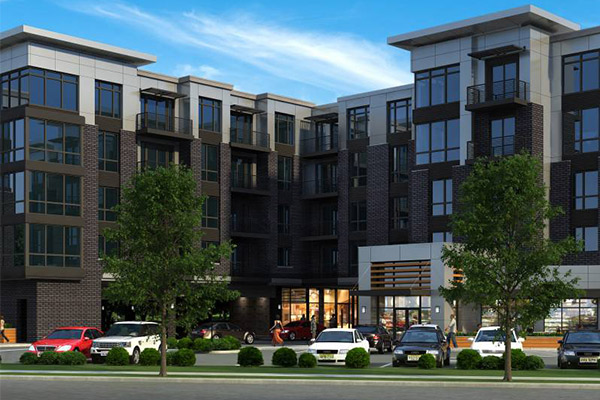 Boutique Apartment Building Brings the Epitome of Luxury Rental Living to the Heart of Paramus