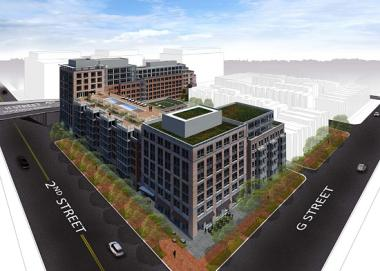 Mack-Cali/Fisher Brothers Joint Venture Closes on 377-Unit Multifamily Development Project In D.C.