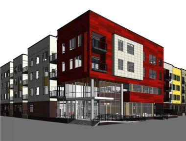 Fore Property Launches 260-Unit Luxury LEED Gold Designed Apartment Community in Denver