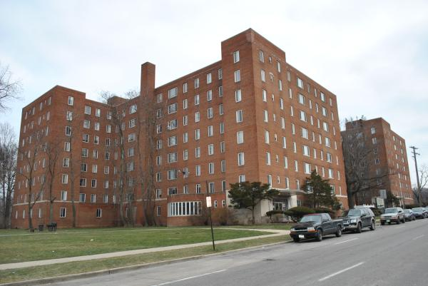 174-Unit Forest Hills Park Apartments Changes Hands with Bond Issue Fueling Financing