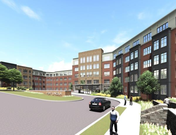Joint-Venture Group Starts Construction of 236-Unit Apartment Project in Washington, DC.