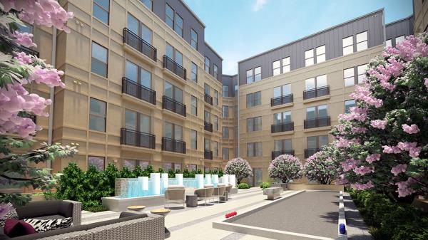 Wood Partners Nears Completion of New 275-Unit Luxury Apartment Community in College Park