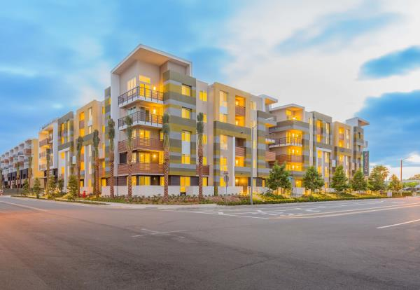 Olympus Property Acquires Newly Constructed 280-Unit Multifamily Community in Irvine, California