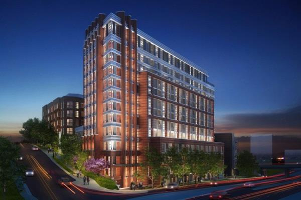New 370-Unit Upscale Apartment Community Underway in Rosslyn-Ballston Corridor of Arlington