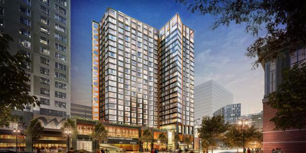 Gables Residential Begins Development of 307-Unit Seaport District High-End Apartment Homes