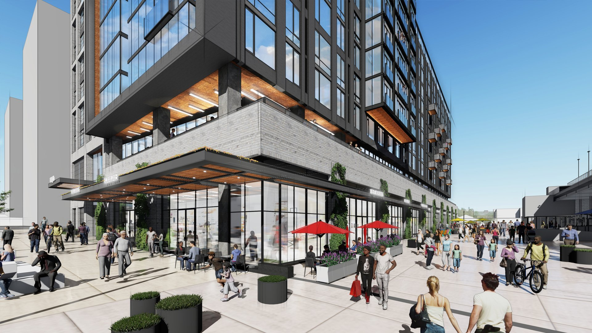 Gables Residential Breaks Ground on New 300-Unit Apartment Development in The Heart of DC's Union Market District Neighborhood