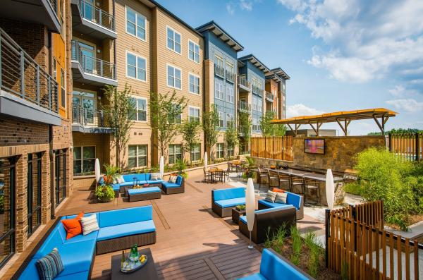 Gables Residential Completes Construction of 551-Unit Luxury Apartment Community in Rockville, MD