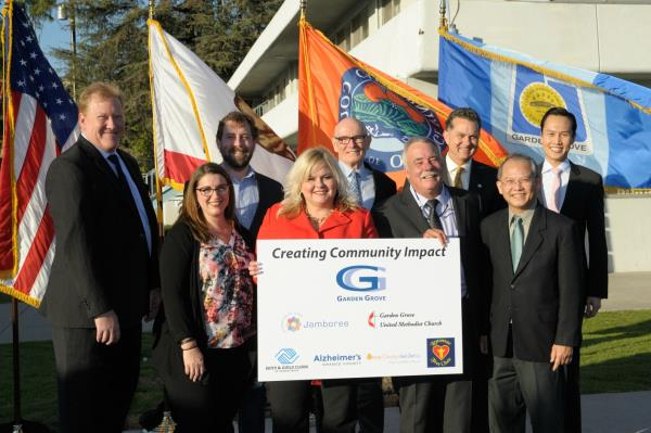 Jamboree Partners and Garden Grove United Methodist Church Break Ground on Affordable Housing Campus