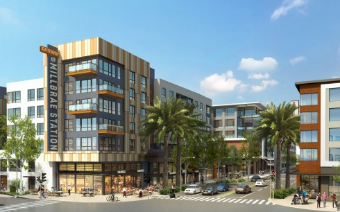 Gateway at Millbrae Station Development Set to Provide Critical Affordable Housing to Market