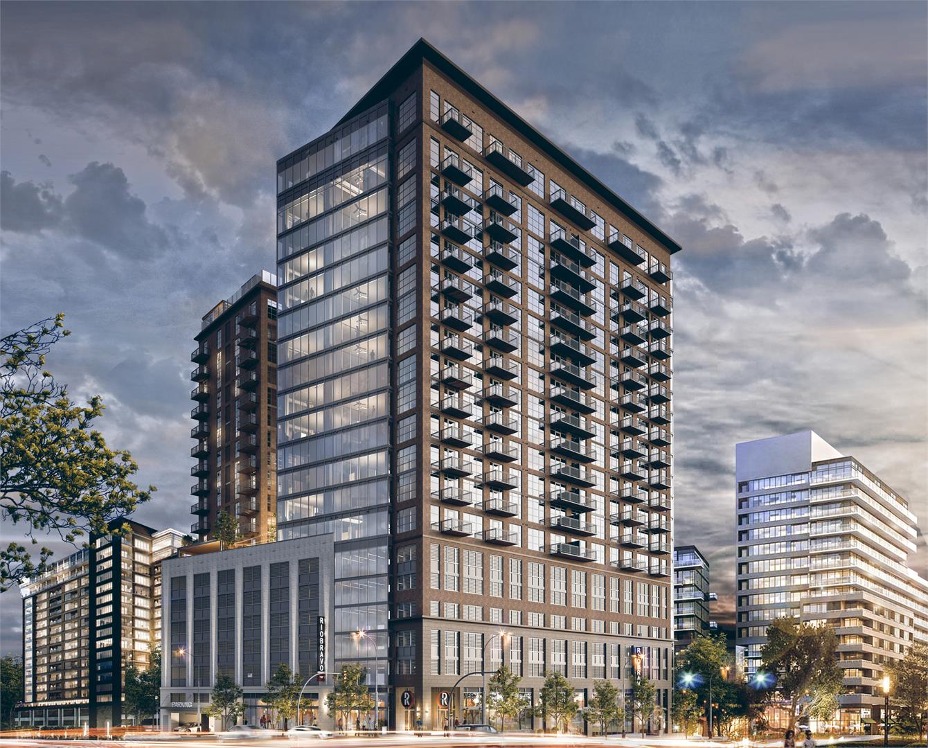 LMC Scheduled to Open 290-Unit Mixed-Use High-Rise Development in Vibrant Buckhead Village Neighborhood of Atlanta
