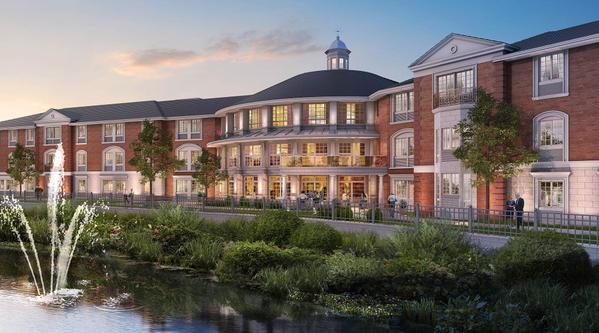 Joint-Venture Group Begins Construction of New Senior Living Community in Atlanta Submarket